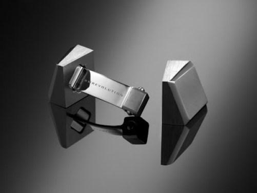 ARMREVOLUTION Luxury Designer Cufflinks for Men