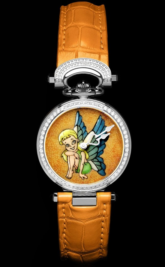 BOVET 1822 Miss Audrey Sweet Fairy Only Watch 2021 Unique Piece