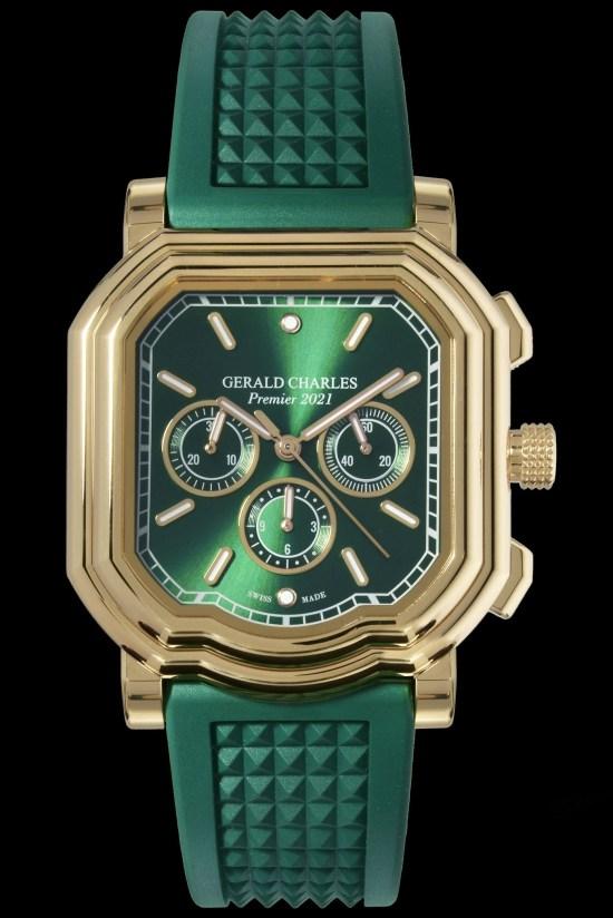 Gerald Charles Maestro 3.0 Chronograph Premier 2021 Edition
