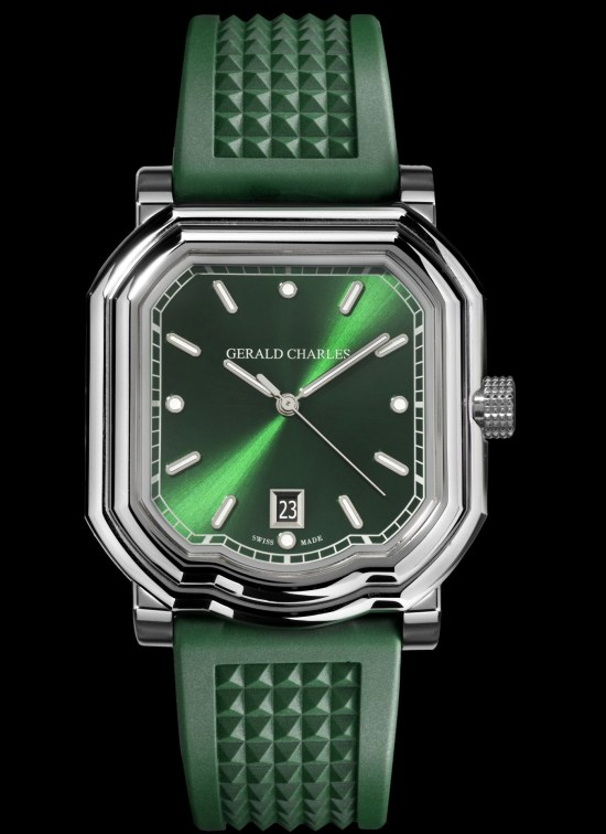 Gerald Charles Maestro GC2.0-A Automatic watch with green dial