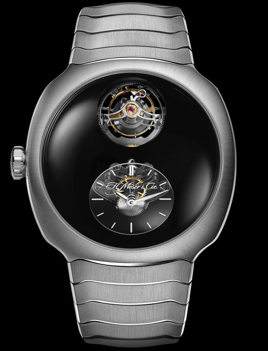 H. Moser & Cie. Streamliner Cylindrical Tourbillon Only Watch