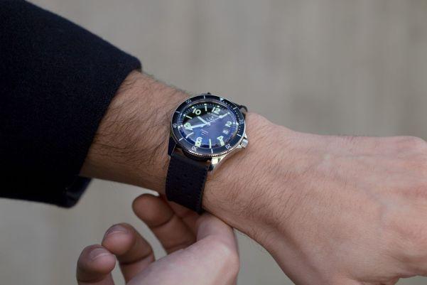 LE FORBAN SECURITE MER Brestoise watch