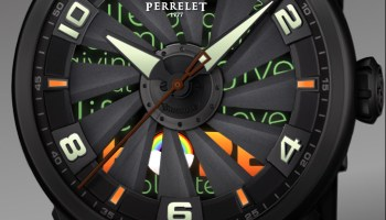 """Perrelet """"Turbine Hope"""", Unique Piece for Only Watch 2021"""