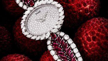 Piaget high jewellery watch