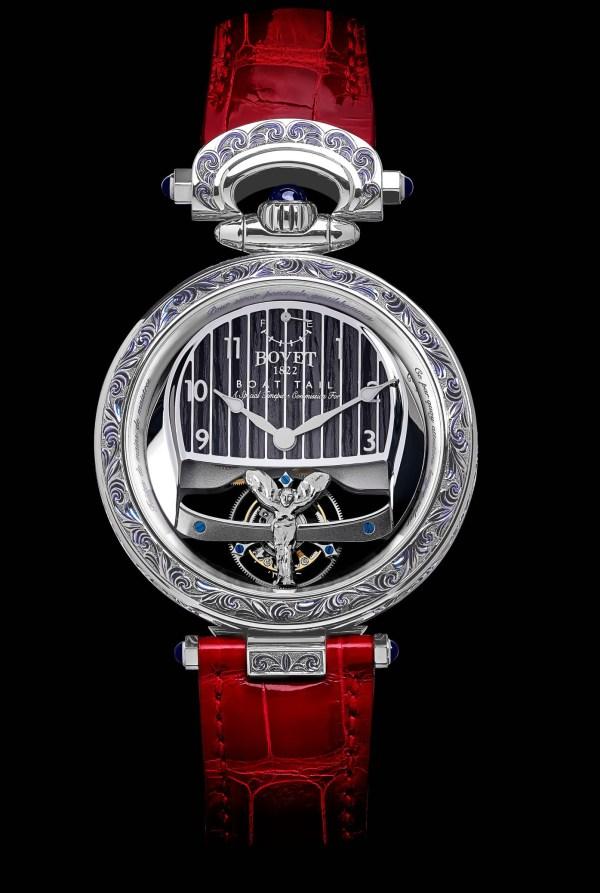 ROLLS-ROYCE X BOVET 1822 watch for lady