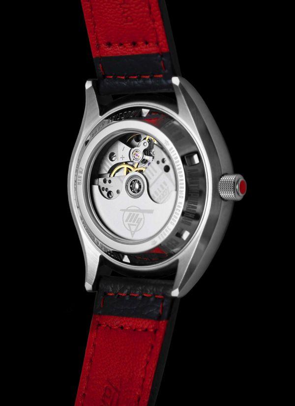 "Raketa ""Tu Item 80"" Limited Edition watch movement Calibre 2624"