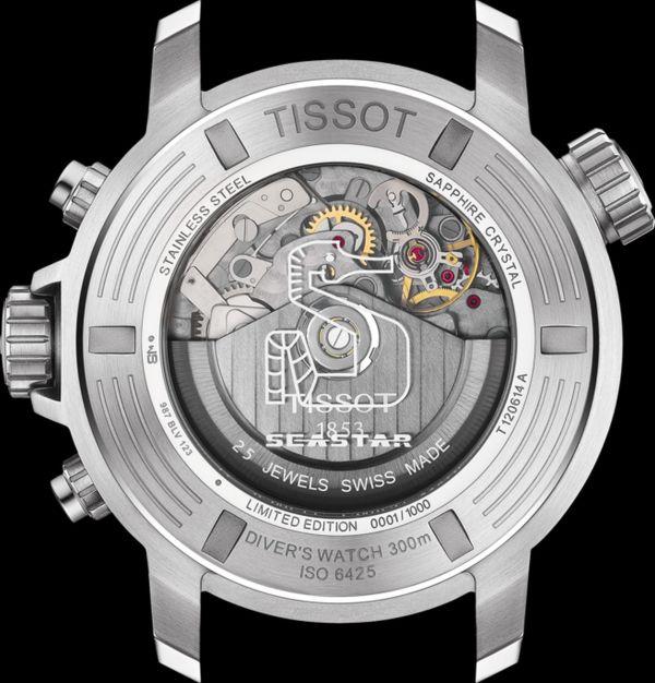 Tissot Seastar 1000 Professional Automatic Chronograph