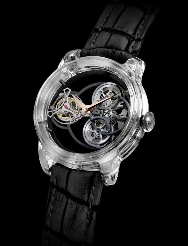 ArtyA Purity Tourbillon watch