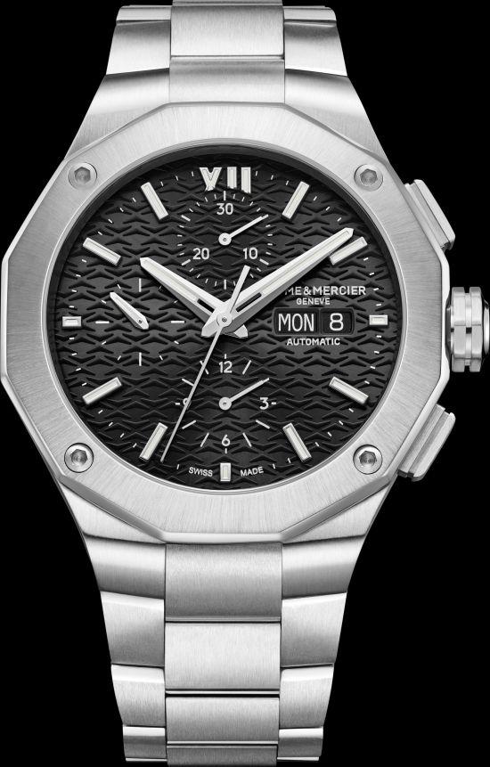 Baume & Mercier Riviera Chronograph 10624