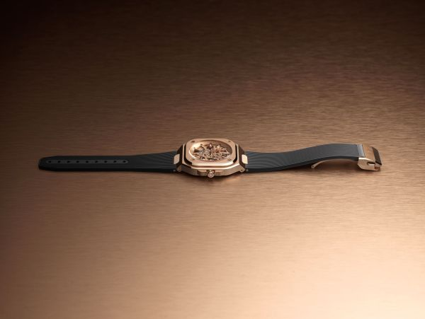 Bell & Ross BR 05 Skeleton Gold Limited Edition