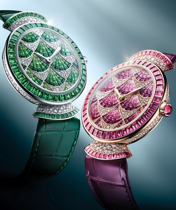Bvlgari Divina Mosaica time only watches