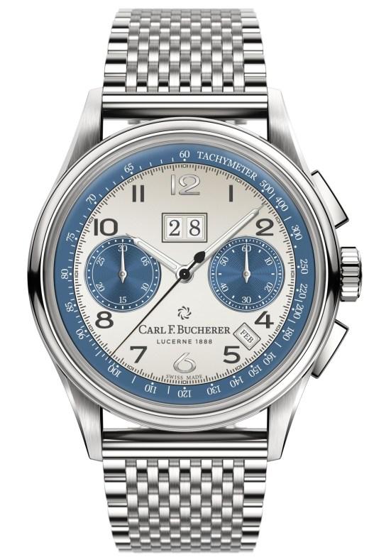 Carl F. Bucherer Heritage BiCompax Annual Lucerne Limited Edition