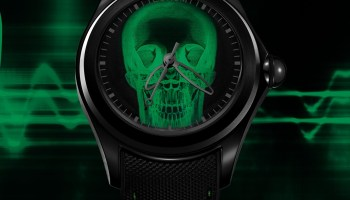 Corum Bubble X Ray Limited Edition