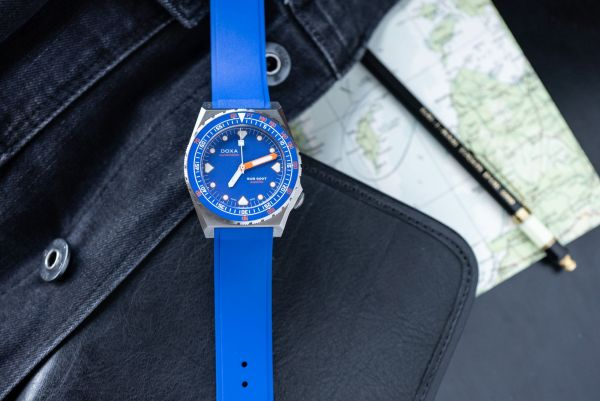 DOXA SUB 600T 'Pacific' Limited Edition