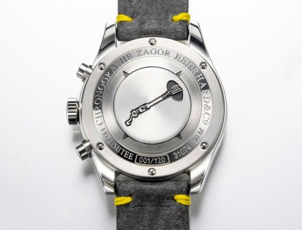 Eberhard & Co. X Sergio Bonelli Editore Zagor Limited-Edition Chronograph