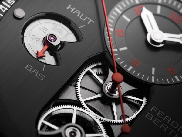 Ferdinand Berthoud Chronomètre FB 1.6-3: Unique Timepiece Exclusively Designed for ART IN TIME Watch Gallery, Monaco
