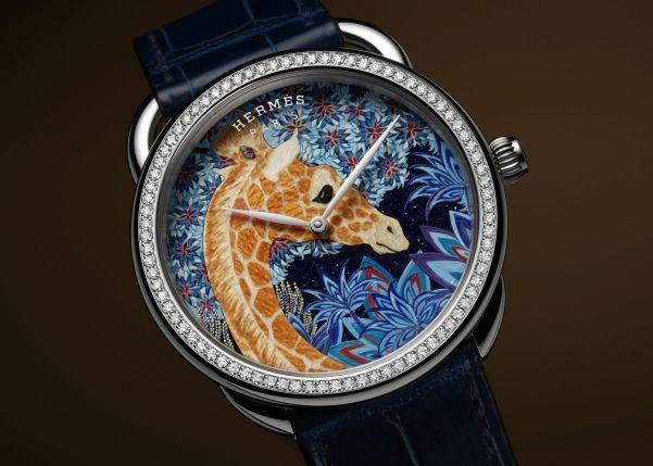 Hermès ARCEAU 'The Three Graces' Limited Edition