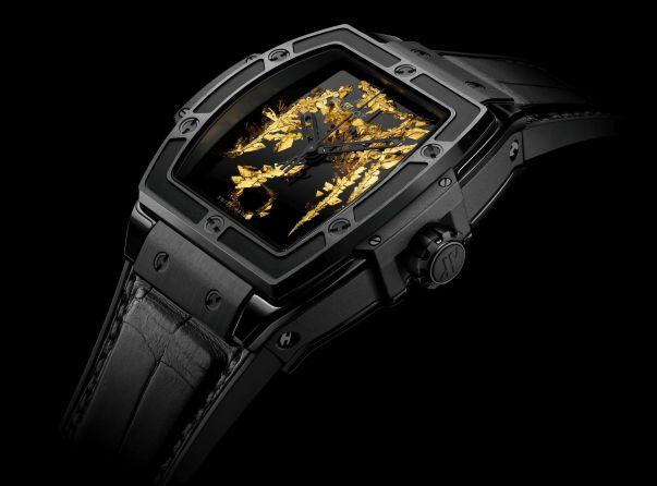 Hublot Spirit of Big Bang Gold Crystal