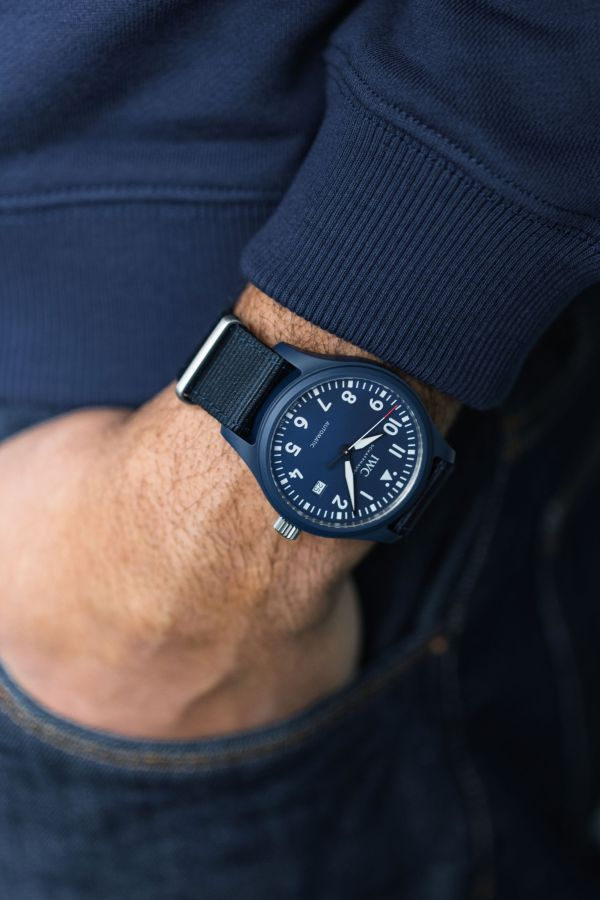 "IWC Schaffhausen Pilot's Watch Automatic Edition ""Laureus Sport for Good"" (Ref. IW328101)"
