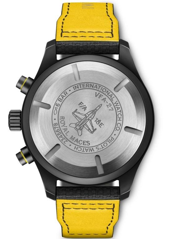 IWC Schaffhausen Pilot's Watch Chronograph Edition Royal Maces Ref. IW389107