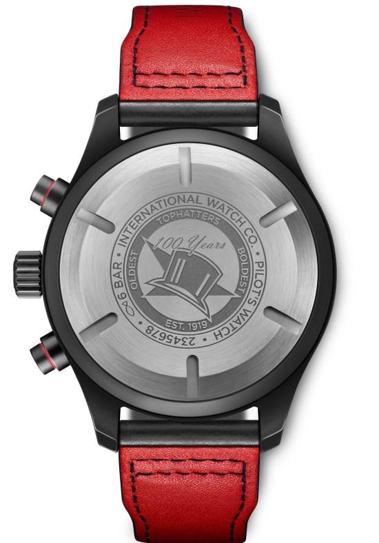 "IWC Schaffhausen Pilot's Watch Chronograph Edition ""Tophatters"" Ref. IW389108"