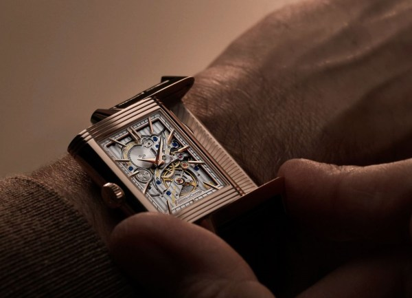 Jaeger-LeCoultre Reverso Tribute Minute Repeater Limited Edition