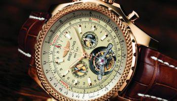 BREITLING for Bentley Mulliner Tourbillon Chronograph