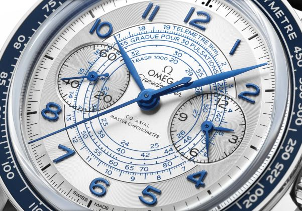 OMEGA Speedmaster Chronoscope