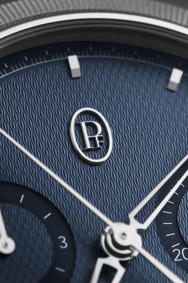 Parmigiani Fleurier Tonda PF logo