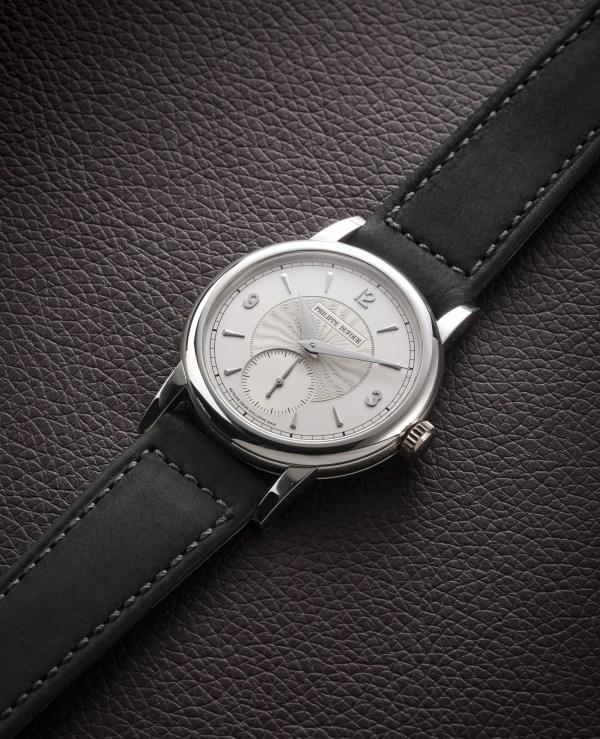 Philippe Dufour Simplicity 37mm Platinum