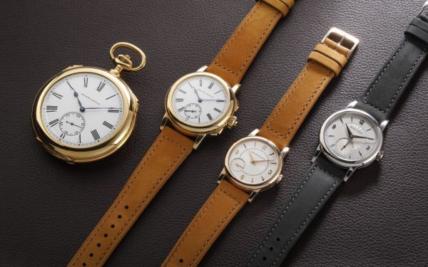 Phillips in Association with Bacs & Russo full set of four Philippe Dufour watches