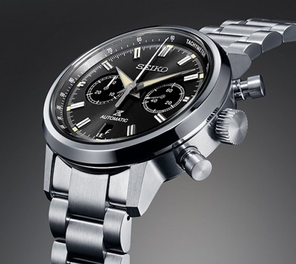 Seiko Prospex Speedtimer Mechanical Chronograph SRQ037
