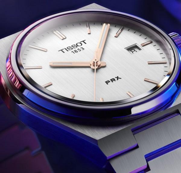 Tissot PRX Quartz watch