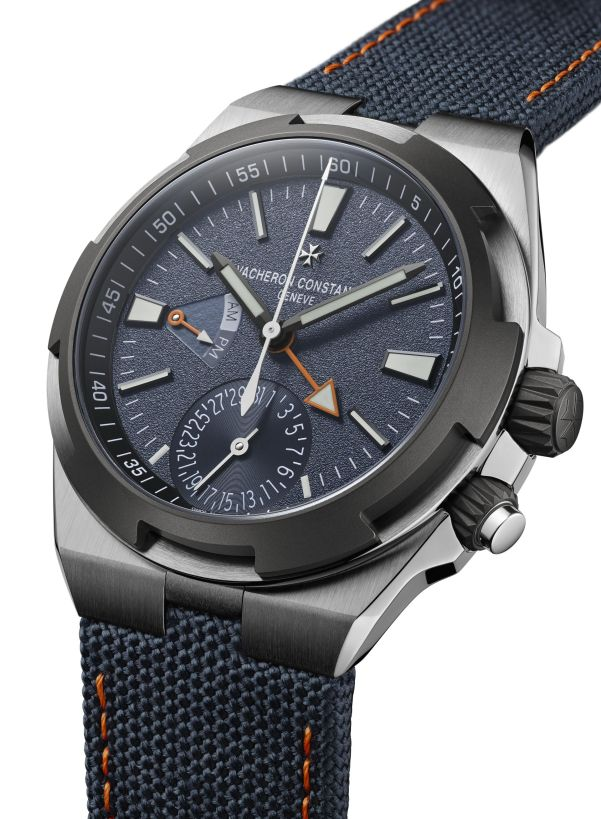 Vacheron Constantin Overseas Limited Editions Everest Dual Time