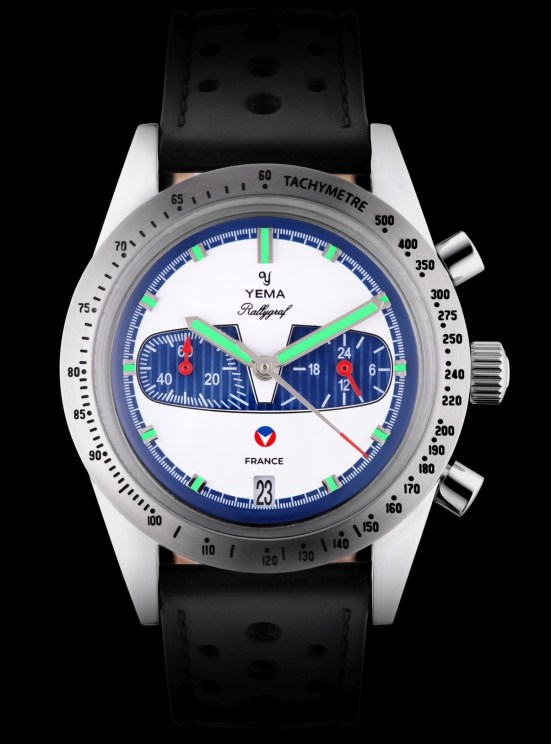 YEMA Rallygraf Michel Vaillant Chronograph