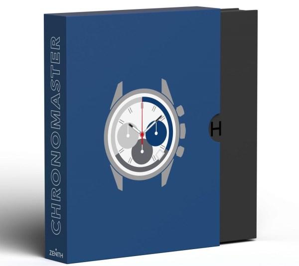 Zenith Chronomaster Original E-commerce Edition