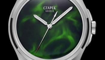 Czapek & Cie Antarctique Emerald Iceberg Limited Edition