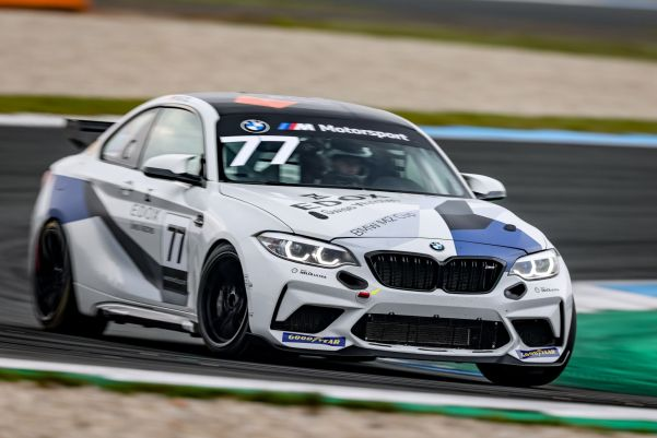 Edox Swiss Watches Becomes the Official Timing Partner of BMW M Motorsport
