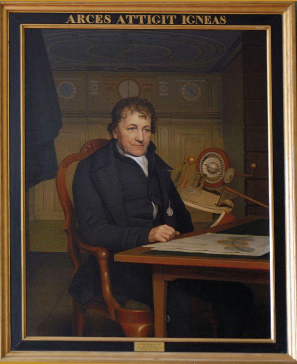 Eise Jeltes Eisinga (21 February 1744 – 27 August 1828)