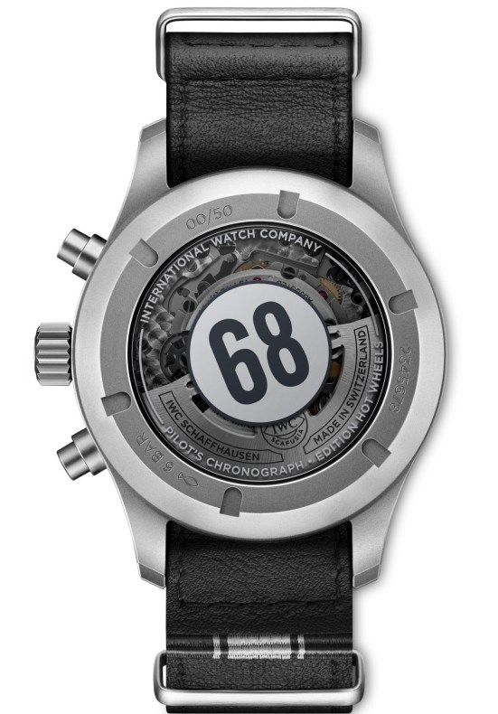 "IWC Schaffhausen Pilot's Watch Chronograph Edition ""IWC X HOT WHEELS™ Racing Works"", Ref. IW377904"