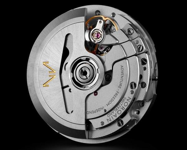 NORQAIN NN20/2 GMT calibre
