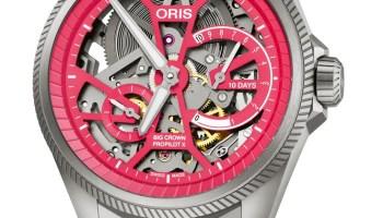 Oris ProPilot X Caliber 115 Pink Dial Project