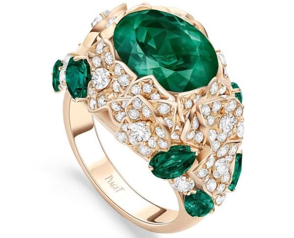Piaget Rose Ring (reference G34UX200)