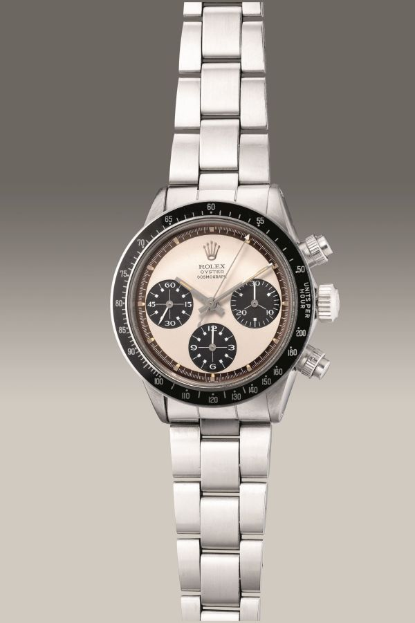 Rolex Paul Newman Cosmograph Daytona reference 6263 with panda MK 2 dial