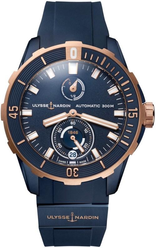 Ulysse Nardin Chronometer 44 mm