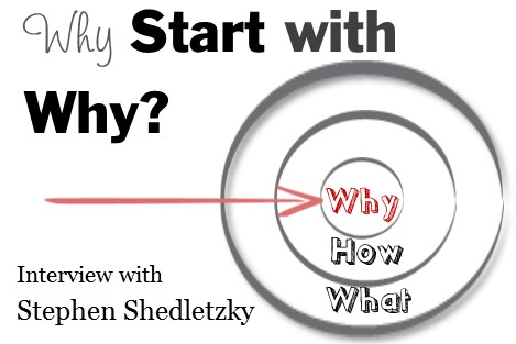 MBA019: Why Start with Why?  Interview with Stephen Shedletzky