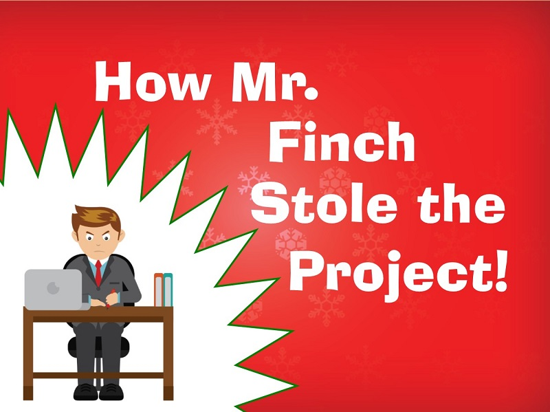 MBA103: How Mr. Finch Stole the Project