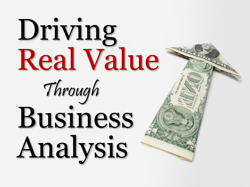 MBA122: Driving Real Value Through Business Analysis