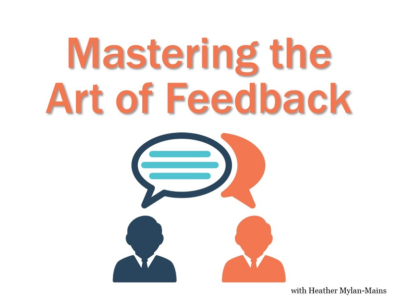 MBA166: Mastering the Art of Feedback
