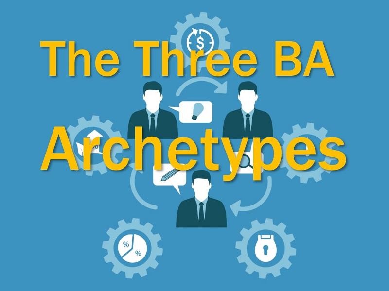 MBA181: The Three BA Archetypes